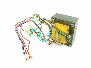 Hewlett Packard 7015b X y Plotter Repair Part Power Transformer 07010 60320