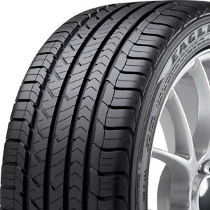 2 New 195 65 15 Goodyear Eagle Sport All Season 560aa Tires 1956515