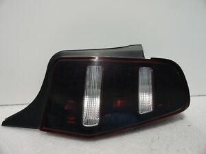 2010 2011 2012 Ford Mustang Gt Black Tint Right Tail Light Oem