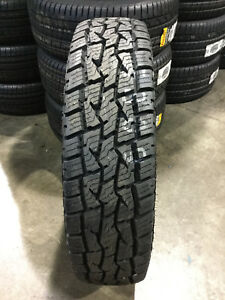 2 New Lt 235 85 16 Lre 10 Ply Dean Back Country All Terrain Blem Tires