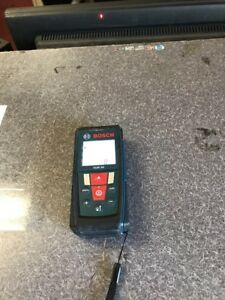 Bosch Glm 50 Laser Distance Measurer With 165 feet Range And Backlit Display