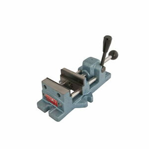 Wilton 1203 3 Jaw Drill Press Vise 3 Opening 1 25 Depth 13400