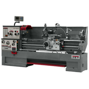 Jet Gh 1660zx Large Spindle Bore Lathe With Acu rite Vue Dro