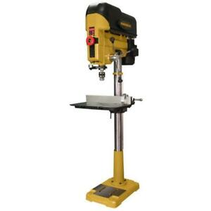 Powermatic Pm2800b Drill Press 1hp 1ph 115 230v 1792800b