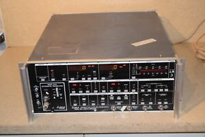 Eg g Princeton Applied Research Lock in Current Amplifier Model 5301