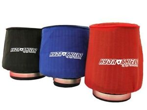 Injen Hydro Shield Water Pre Filter Air Intake Cover Red X 1035rd