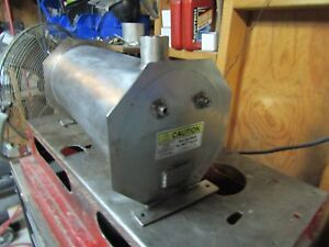 Truck Mount Heat Exchanger 3500 Psi Rated 1 5 In H Inlet Outlet top Mounted