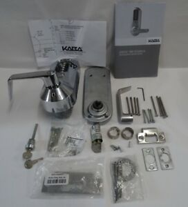 Kaba Simplex 5000 Series Cylindrical Mechanical Pushbutton Lock 5021swl26d