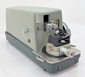 Sorvall Jb 4 Microtome With Sorvall Glass Knife Maker