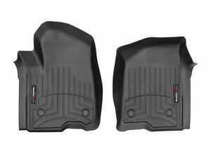 Weathertech Floorliner Mats For 2019 Chevy Silverado Gmc Sierra 1st Row