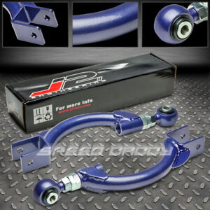 For 95 02 240sx S14 S15 Silvia r33 Blue J2 Adjustable Rear Camber Suspension Kit