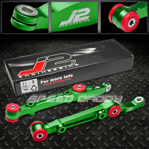 For 92 95 Civic Eh Eg Integra Dc Green J2 Front Lower Control Arm Bar Suspension