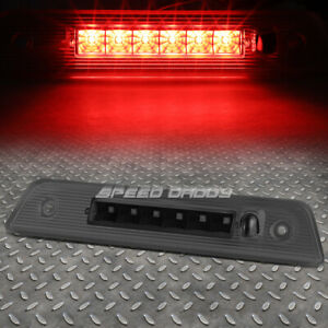 For 08 12 Jeep Liberty Led Third 3rd Tail Brake Light Stop Parking Lamp Tinted