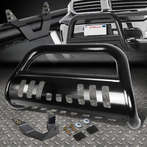 For 2015 2017 Chevy Colorado Gmc Canyon 3 Bull Bar License Plate Relocator Kit