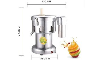 Wf a2000 Commercial Stainless Steel Automatic Juicer