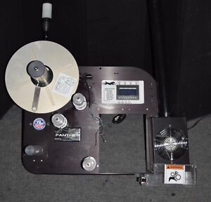 Panther Industries Model 2000 2000e Automatic Labeling System 1971