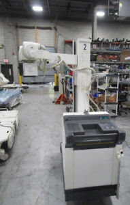 Ge Amx 4 Portable Mobile X ray System