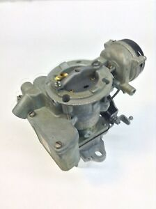 Carter Yf 6200s Carburetor 1972 Amc Jeep 232 258 Engine