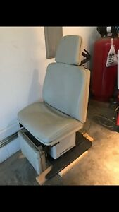 Midmark 75l Power Procedure Chair With Hand Control