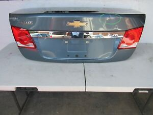 2011 2012 2013 2014 2015 Chevy Cruze Trunk Lid Original