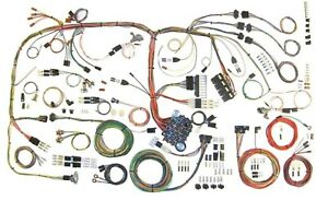 Wiring Front To Back Cuda Challenger 70 74 510289 American Autowire Usa Classic