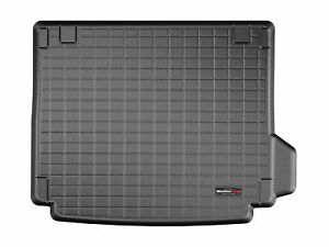 Weathertech Cargo Liner Trunk Mat For 2018 2019 Bmw X3 With No Spare Tire Black