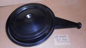 1968 Chevelle Super Sport 396 For 4 Speed Air Cleaner Used