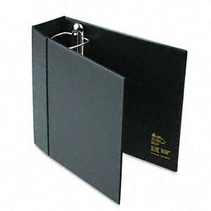 Avery 4 inch Heavy duty Ezd Ring Binder With Label Holder