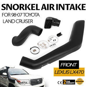 Air Intake Snorkel Fits For 98 07 Toyota Land Cruiser Full Kit Lexus Lx470 Car