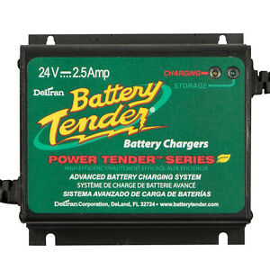 Battery Tender 022 0158 1 Power Tender Plus Battery Charger