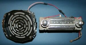 1956 1957 Corvette Wonderbar Radio Untested 1958 1959 1960 1961 1962