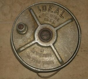 Ideal Tie Wire Reel Model 63 Paducah Ky Wire Included nice Aluminum