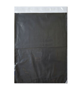 14 5 X 17 Clear Poly Mailer Shipping Bags 3 Mil Puncture Resistant 400 Pcs