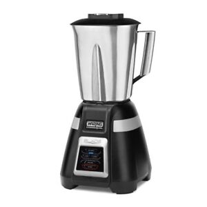 Waring Commercial Bb320s 120v Blade 48 Oz Bar Blender With Touchpad