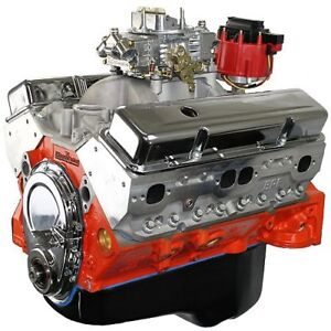 Blueprint Engines Ps4541ctc Pro Series 454ci Small Block Chevy Dress Engine 575