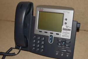 Cisco Ip Phone 7942 Business Phone Model Cp 79426 b1