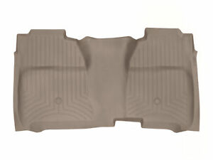 Weathertech Floor Mats Floorliner For Silverado Sierra Crew Cab 2nd Row Tan