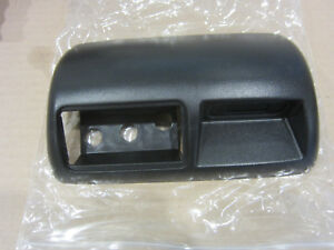 Ferrari 360 Spider Dome Light Housing With Clock New P n 65792600