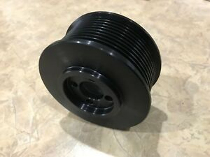 3 35 Whipple Style 140ax Custom 10 Rib Pulley 2003 2004 Mustang Cobra