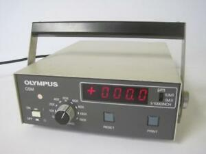Olympus Optical Co Osm dc Osmdc Controller Used Rare Laboratory Lab Equipment