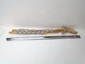 61 Ford Door Trim Fairlane 500 Galaxie Four 4 Door Sedan 1961 Nos