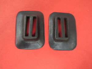 1939 40 Ford 1940 41 Pickup Front Bumper Arm Grommets 91a 17772 3