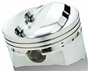 Srp 345666 Dome Forged Pistons Small Block Ford 302 Stroker Bore 4 040 In Stro