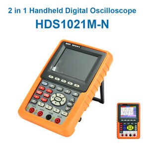 3 7 Tft Display 20mhz Digital Oscilloscope Dso multimeter Circuit Testing Scpi