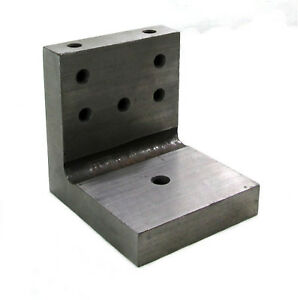 Angle Plate 7 Tapped Holes
