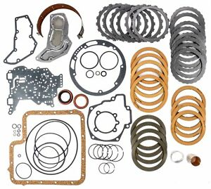 Jegs Performance Products 62110 Transmission Rebuild Kit 1976 1997 Ford C6 Inclu