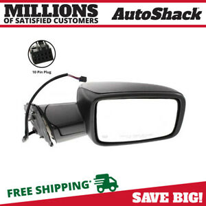 Right Power Heated Side Mirror For 2009 2012 Dodge Ram 1500 2010 2012 Ram 2500