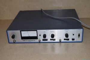 Eg g Princeton Applied Research Model 5101 Lock in Amplifier