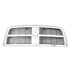 Front Grille Fits 2010 2012 Ram 2500 104 02231a