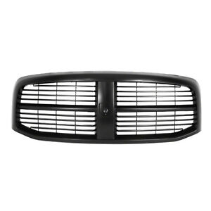 Front Grille Fits 2006 2008 Dodge Ram1500 104 02006c